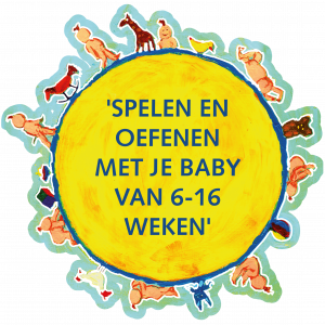 Cursus spelen en oefenen met je baby van 6 - 16 weken